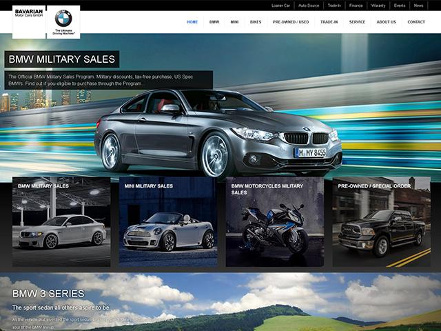 Bavarian Motor Cars