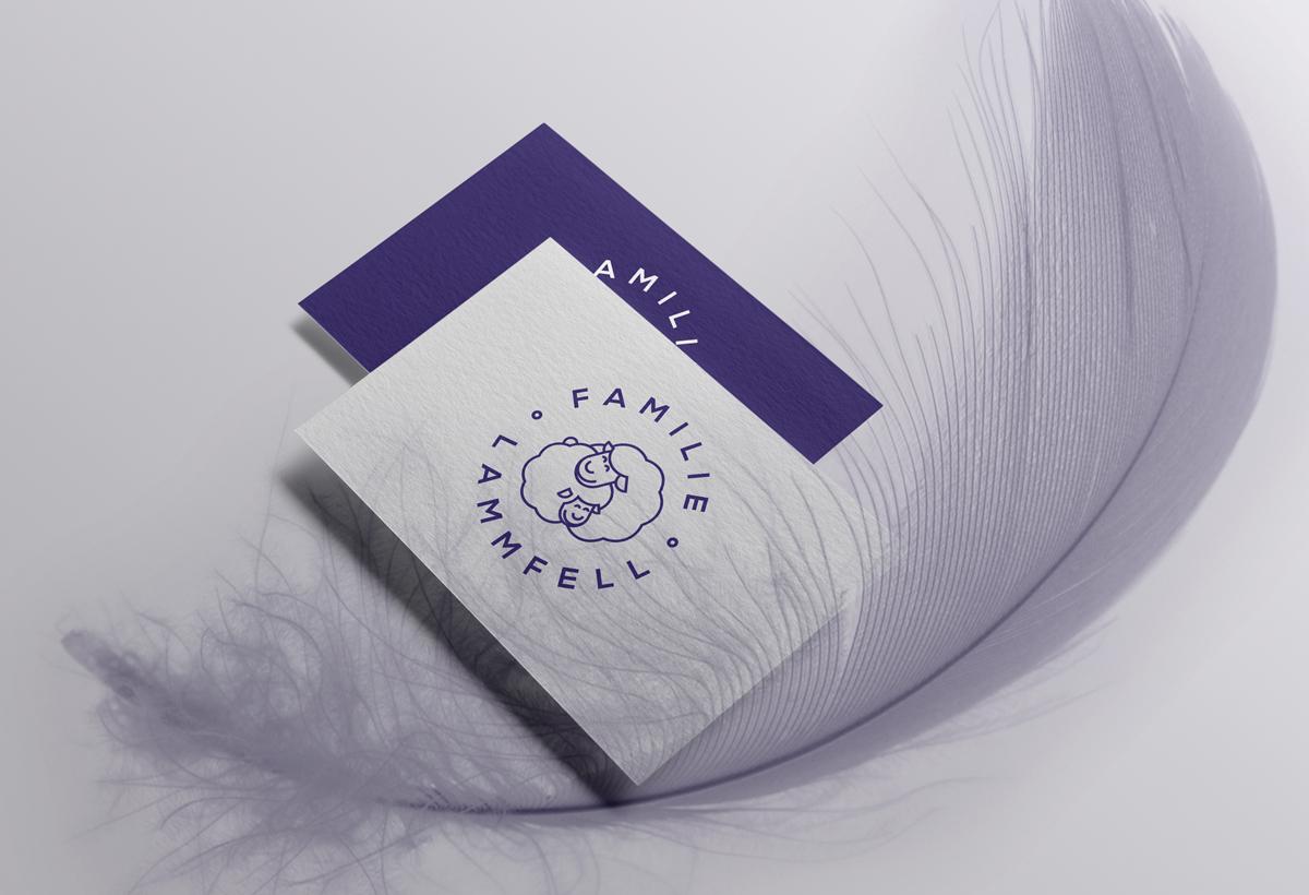 Familie Lammfell | Corporate Design