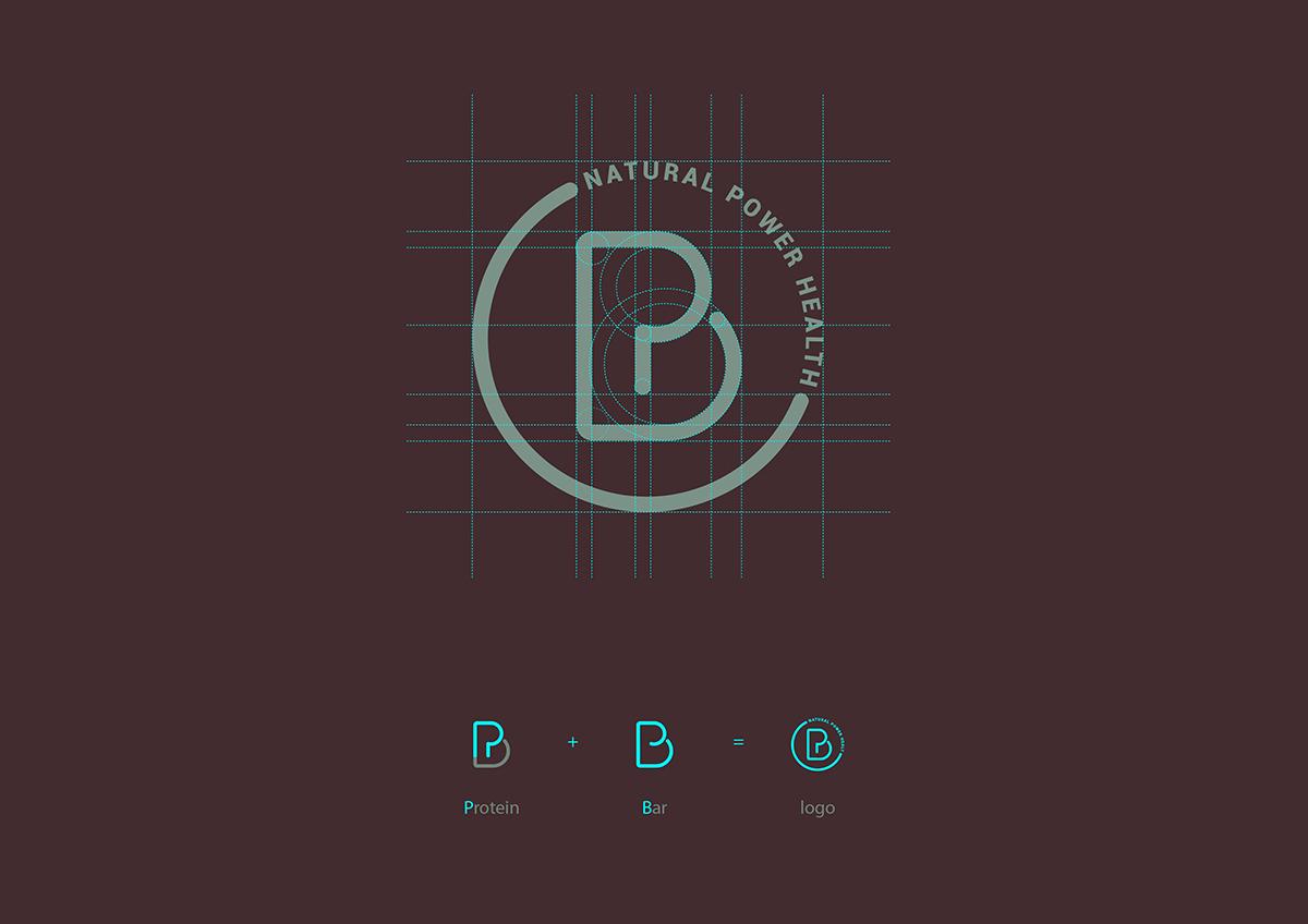Protein Bar Corporate Design