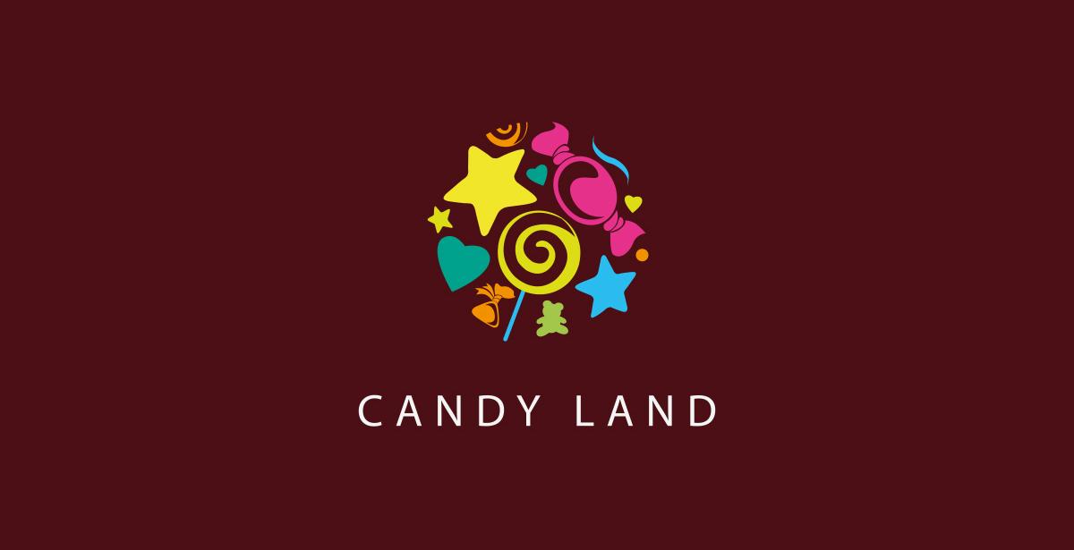 Süßigkeitenladen design